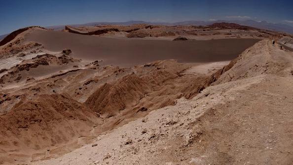 Dune Majeure - Vallée de la Lune