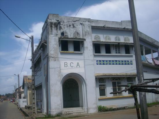 La 1ère banque de Côte d'ivoire