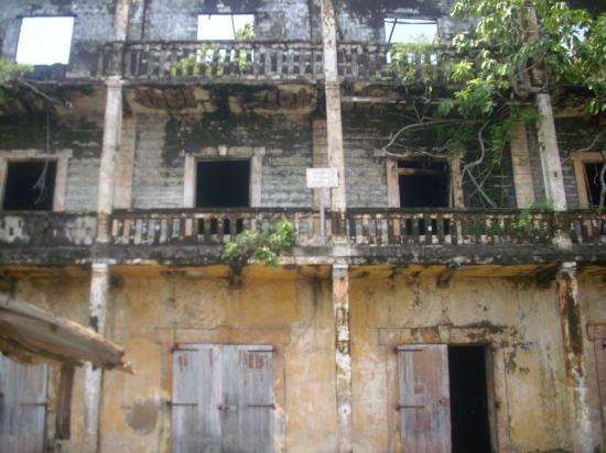 Le 1er hôtel de Côte d'ivoire
