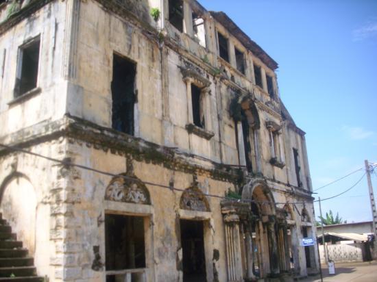 La maison Ganamet 1923, peut être la plus belle et la plus riche à l'époque