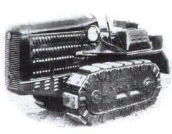 St Chamond Uranus Faure winemaker tractor, type UT 125
