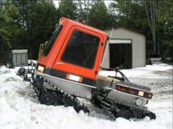 Quadtrac Scorpio of Arctic Cat Enterprises