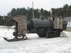 Lombard Steam Log Hauler