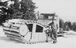 Sno-Motor' of Ted P. Flynn