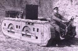 Wotan-Werke  Type A Tractor
