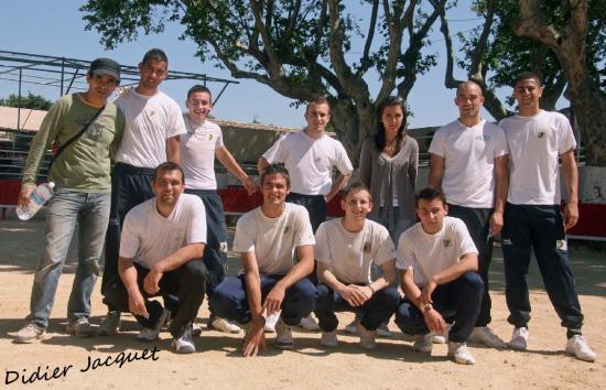 Les ecoles taurines d'Arles et de Bouillargues
