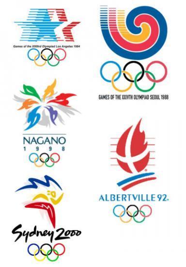 Saggay olympiques - Anneau des jeux olympique ...