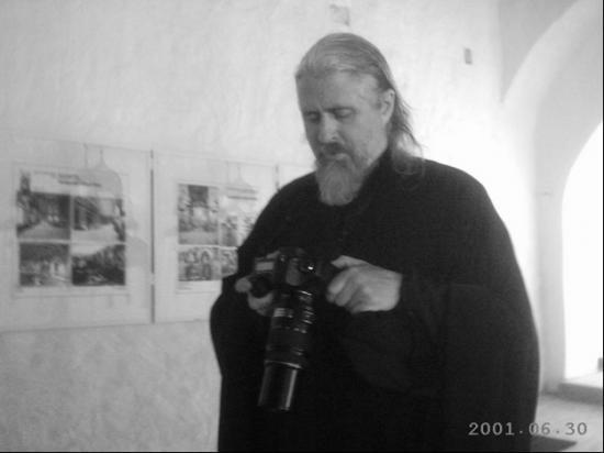 Le hiéromoine Stefan (Postolyako)