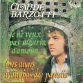 Je ne veux pas mourir d'amour / Les anges n'ont pas de paradis  1975