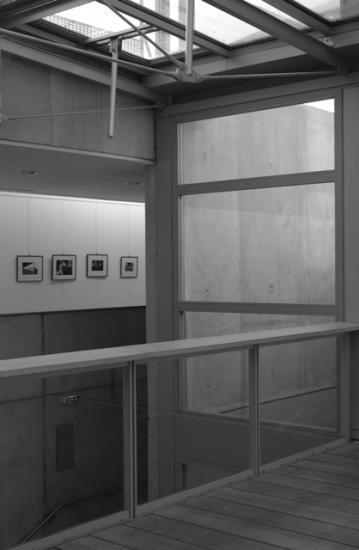 Aperçu depuis la passerelle de la Galerie haute. Cliché CSTC.