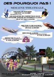 Semaine théâtrale 2010