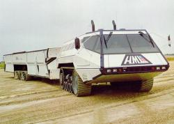 'Hard Mobile Launcher Mobility Test Vehicle'