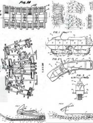 Steering tracks patents