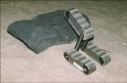 ROSA mini rover