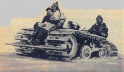 'Tank Snow'