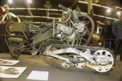 Type 3  Mercier tracked bike 