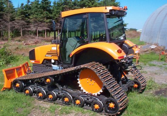 Garden Tractor Track Drive Kit : Changes around the track ii off road locomotion