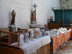 Saint Eugène : Expo dans l'église !
