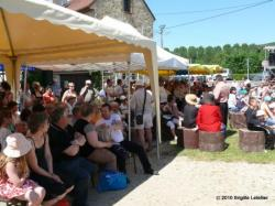 Saint Eugène : La foule au spectacle !