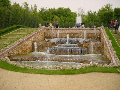 Le chateau de versailles - Jardin du chateau de versailles gratuit ...