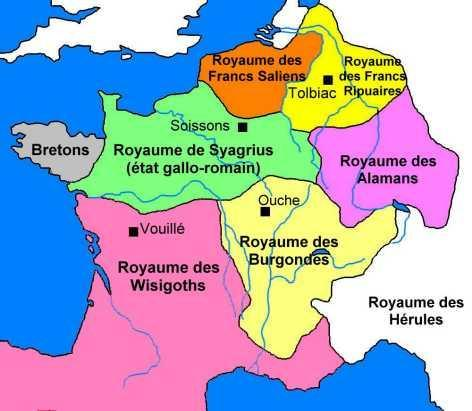carte de france evolution