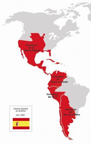 L'Amérique Espagnole_ Organisation des Colonies