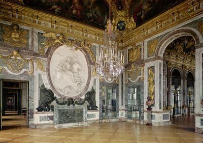 Le chateau de versailles for Salon versailles