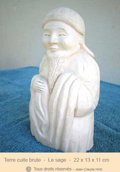 Le sage bouddhiste